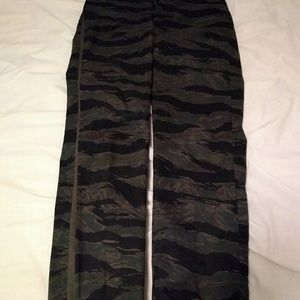 unknown Pants - African Safari tailored  Camo pants